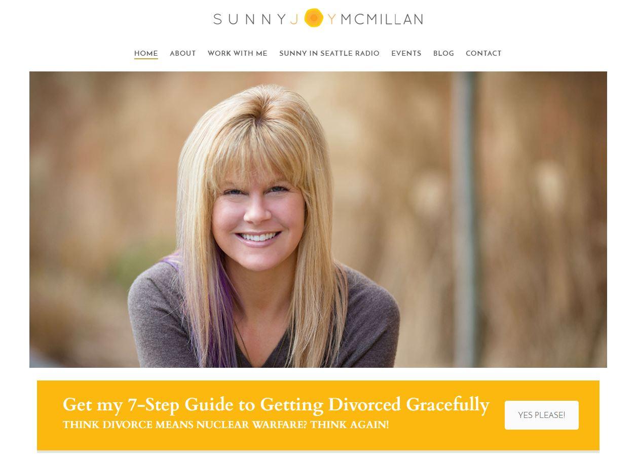 Golden Oversoul website portfolio screen shot