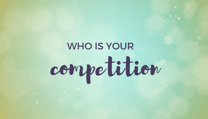 Who is your competition header