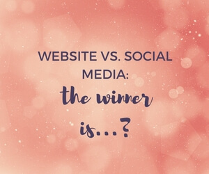 Website vs. Social Media_ Why Your Business Needs a Website featured image