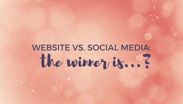 Website vs. Social Media_ Why Your Business Needs a Website header image