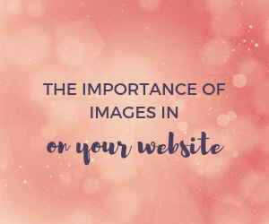 Where are the images on your website featured image