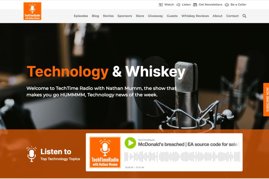 Nathan Mumm TechTime Radio