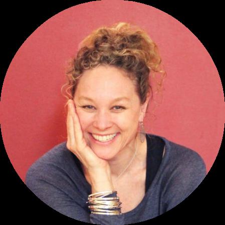 Jenny Rhodes aligned yoga headshot